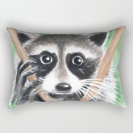 El Bandito Rectangular Pillow