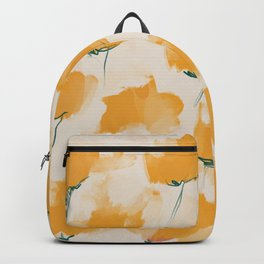 The Yellow Flowers Backpack