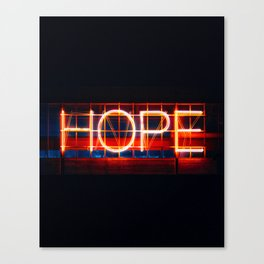 Hope. Canvas Print