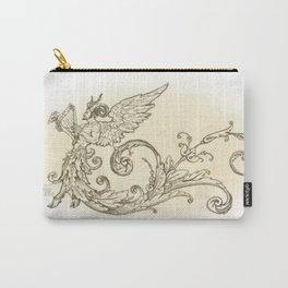 Renaissance Satyr Grotesque Carry-All Pouch