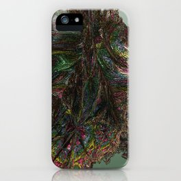 Hairball iPhone Case
