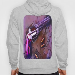 The Wheel Gun Hoody