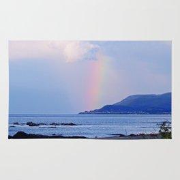 Coastal Rainbow Rug