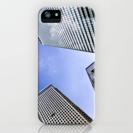Corporate London iPhone Case
