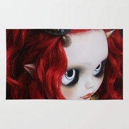 STEAMPUNK (Ooak  BLYTHE Doll) Rug