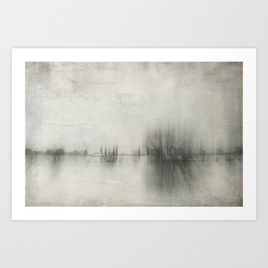 Rhein II Art Print