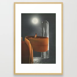 Ghosts of Princes in Towers Framed Art Print