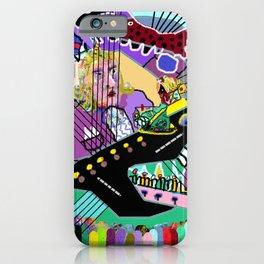 Flakey Tuner iPhone Case