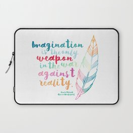 Alice In Wonderland | Quote 1 Laptop Sleeve