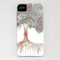 Broken Tree iPhone (4, 4s) Slim Case