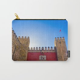 Seville Real Alcazar Carry-All Pouch