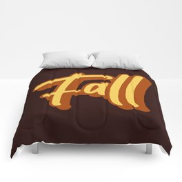 It's Fall! Comforters