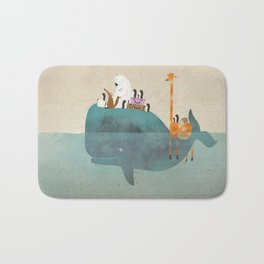 summer holiday Bath Mat