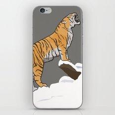 The Wild Ones: Siberian Tiger (illustration) iPhone & iPod Skin