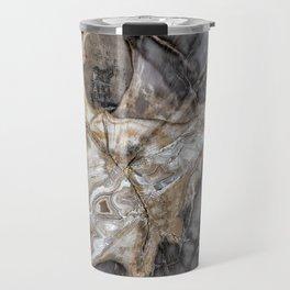 Petrified wood 3264 Travel Mug