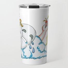 Monty Python, Full Size Travel Mug