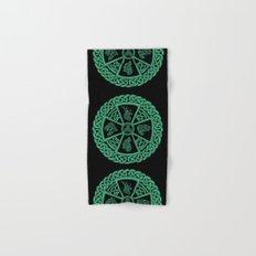 Celtic Nature Hand & Bath Towel