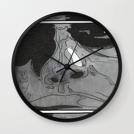 In Memory of the Anarchist Wall Clock