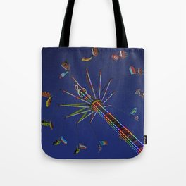 Colorful flyer | Bunter Flieger Tote Bag