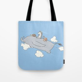 The Dumbojet Tote Bag