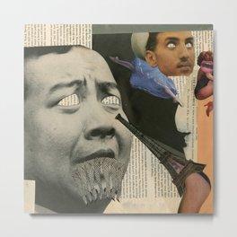 Dada Metal Print