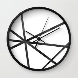 Zasha Wall Clock