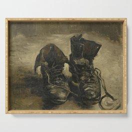 Vincent van Gogh - Boots Serving Tray