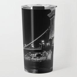 The charm of Budapest Travel Mug