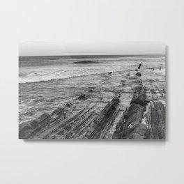 Sakoneta Beach (3) Metal Print
