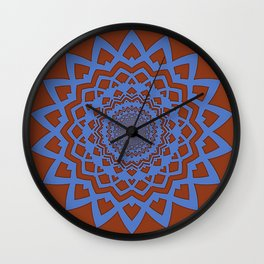 Idrija Bobin Lace Wall Clock