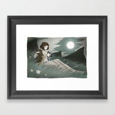 Wolf Children Framed Art Print