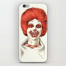 Dia De Los McMuertos iPhone & iPod Skin