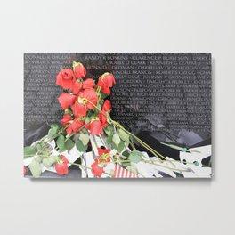 Vietnam Memorial 2 Metal Print