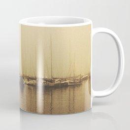 Plymouth Fret Coffee Mug