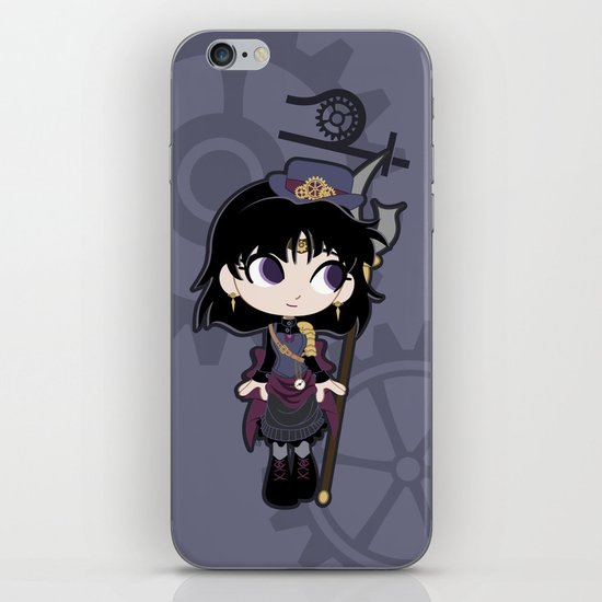 Steampunk Sailor Saturn - Sailor Moon iPhone & iPod Skin