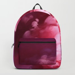 Pink Puff Cloud (Color) Backpack