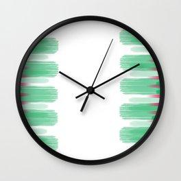 Tahiti Treat Split Wall Clock