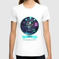league T-shirts featuring League Of Legends - Ziggs by TheDrawingDuo