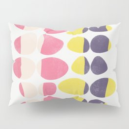 Painted Pebbles 3 Pillow Sham