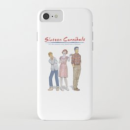 Sixteen Cannibals iPhone Case