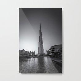 Burj Khalifa | Dubai Metal Print