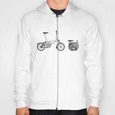 Brompton Bicycle Hoody