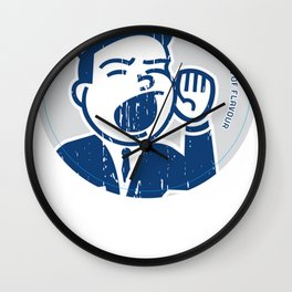 THE CONDUCTOR Wall Clock