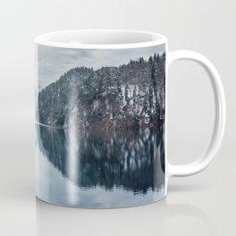 Alpsee lake,Bavarian alps Coffee Mug