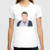 himym T-shirts featuring Marshall Ericksen HIMYM by Rosaura Grant