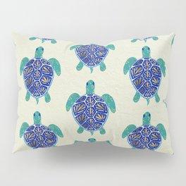 Sea Turtle Pillow Sham
