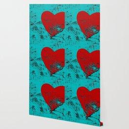 Heart Grunge Wallpaper