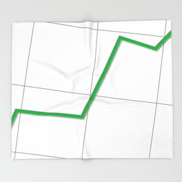 Statistic Up Throw Blanket