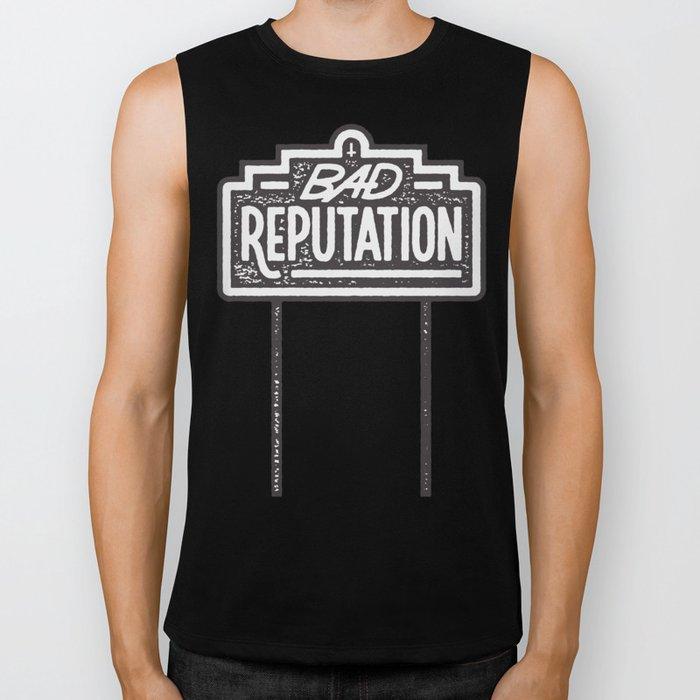 Bad Reputation Biker Tank