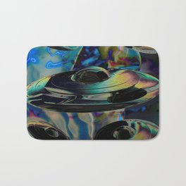 Lost in Space Bath Mat